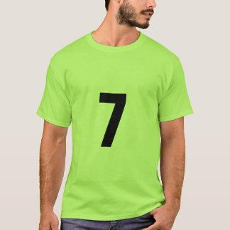 運第7 Tシャツ