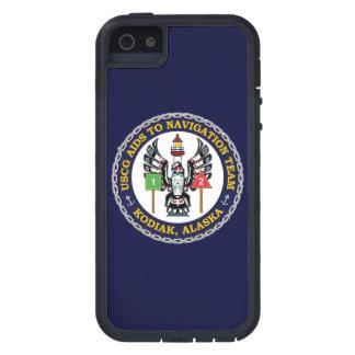 運行チームKodiakアラスカへのUSCGの援助 iPhone SE/5/5s ケース