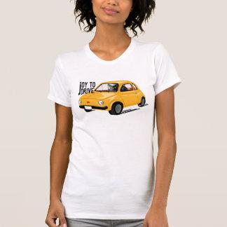 運転するべき喜び Tシャツ