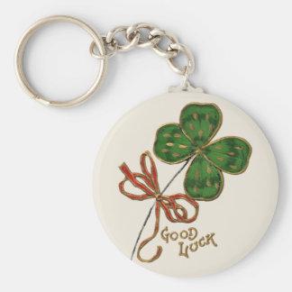 運Oアイルランドのセントパトリックの日Keychain キーホルダー