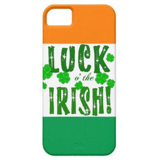 運oアイルランドの電話カバー iPhone SE/5/5s ケース