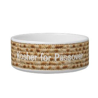 過ぎ越しの祝いのMatzahの食糧ボールのためのユーモアのあるなユダヤ ボウル