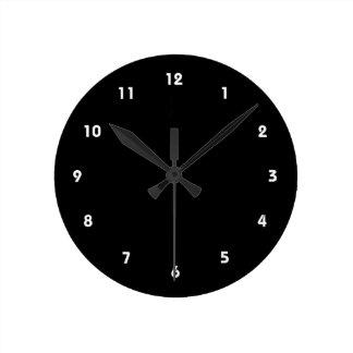 過保護のパパの黒の子供 時計