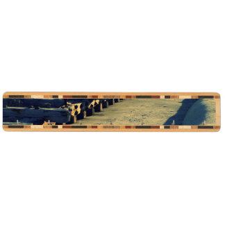 過去の桟橋 キーラック