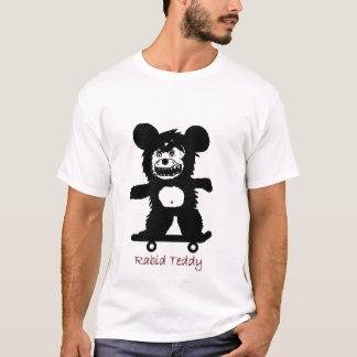 過激なテディ Tシャツ
