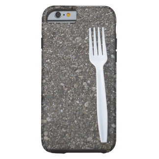 道のおもしろいなiPhoneの場合のフォーク iPhone 6 タフケース