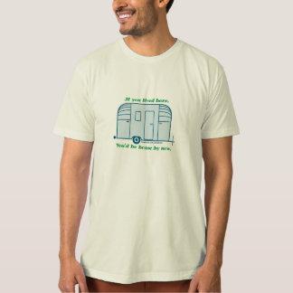 道のアリスAvionのTシャツに当って下さい Tシャツ