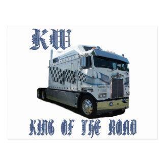 道のKW王 ポストカード