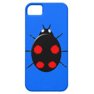 道化師のてんとう虫のiPhone 5の場合 iPhone SE/5/5s ケース