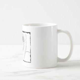 道化師 コーヒーマグカップ