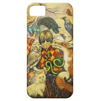 道化師 iPhone SE/5/5s ケース