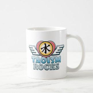道教の石 コーヒーマグカップ