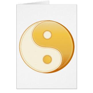 道教の記号 カード