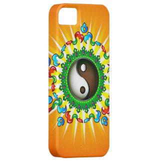 道教の陰陽のiPhone 5の場合 iPhone SE/5/5s ケース