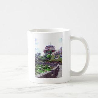 道教徒の寺院のfotoのマグ コーヒーマグカップ