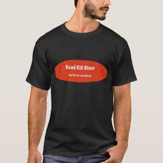 道殺害のダイナー Tシャツ