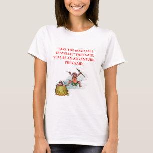 道路 Tシャツ