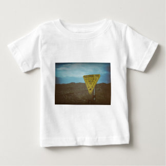 道 ベビーTシャツ