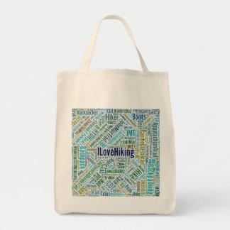 道- Reuseableのバッグの愛のため トートバッグ