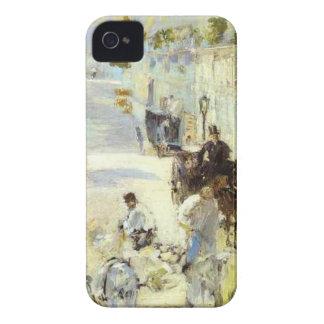 道menders、エドワールManet著通りdeバーン Case-Mate iPhone 4 ケース