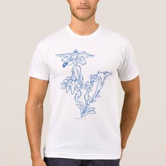 道RUNNER™による策略E. Coyote Surprised Tシャツ