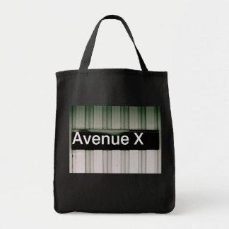道X УлицаX トートバッグ