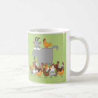違うなマグがある挑戦 コーヒーマグカップ