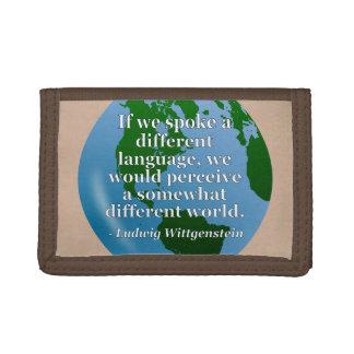 違うな言語違うな世界の引用文。 地球