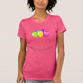 違う美しいですがあります Tシャツ
