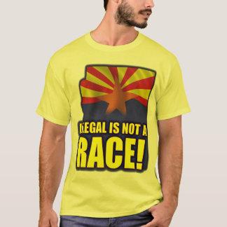 違法競争はではないです Tシャツ