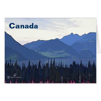 遠い北の夏 カード