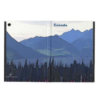 遠い北の夏 iPad AIRケース