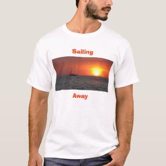 遠くにな航海 Tシャツ