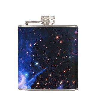 遠くに銀河系 フラスク