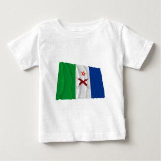 遠く振る旗 ベビーTシャツ