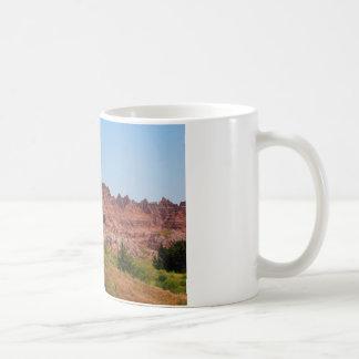 """""""遠く赤い崖""""のコレクション コーヒーマグカップ"""