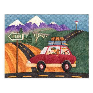 遠征-郵便はがき ポストカード