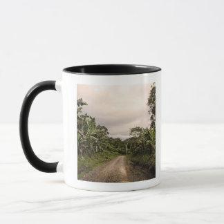 遠隔ジャングルの道 マグカップ