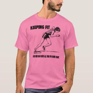 適合1を保つこと Tシャツ