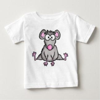 適用範囲が広いマウス ベビーTシャツ