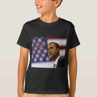選ばれるバラック・オバマ Tシャツ