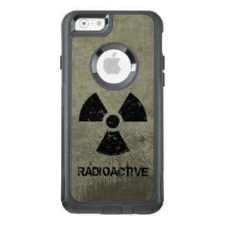 選り抜き色の放射性グランジ オッターボックスiPhone 6/6Sケース