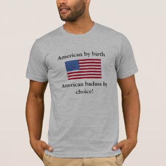 選択によるアメリカのbadass tシャツ