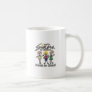 選択による友人 コーヒーマグカップ