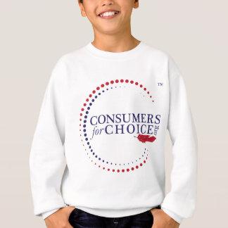 選択のための消費者 スウェットシャツ