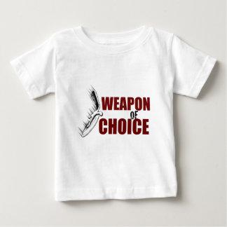 選択の武器 ベビーTシャツ