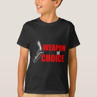 選択の武器 Tシャツ