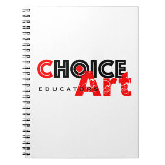 選択芸術の教育者のノート ノートブック