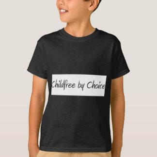 選択#1によるChildfree Tシャツ