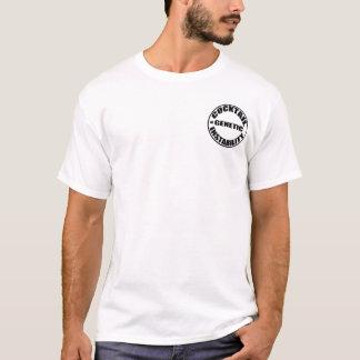 遺伝の不安定のカクテル Tシャツ